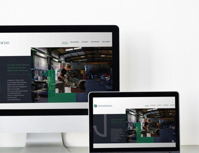 Site web, site internet, conception de site internet, agence floricom, auvergne.